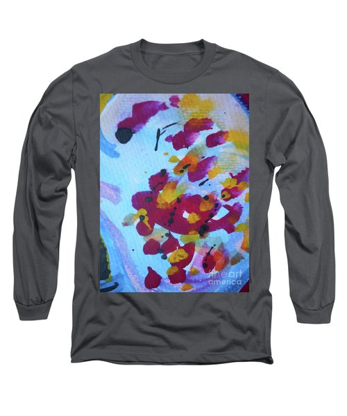 Abstract-6 Long Sleeve T-Shirt