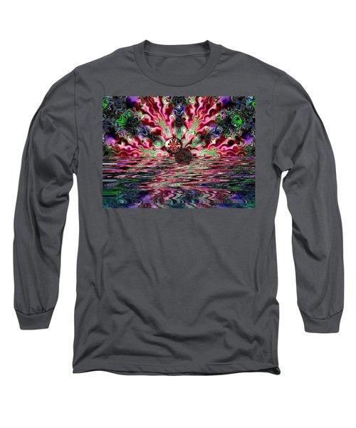 Abstract 93016.1 Long Sleeve T-Shirt