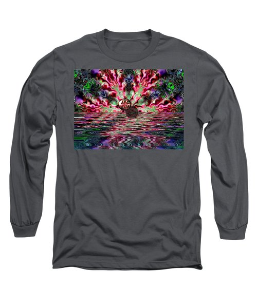 Abstract 93016.1 Long Sleeve T-Shirt