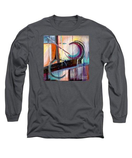 Abstract Fantasy Long Sleeve T-Shirt