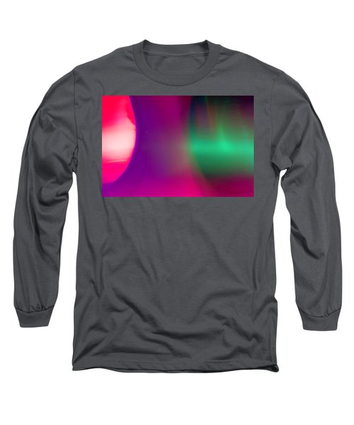 Long Sleeve T-Shirt featuring the photograph Abstract No. 12 by Shara Weber
