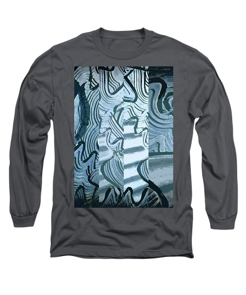Abstract No. 57-1 Long Sleeve T-Shirt