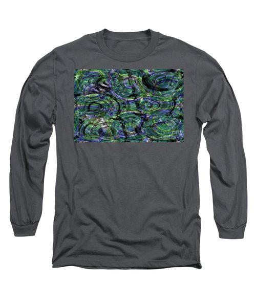 Abstract Pattern 5 Long Sleeve T-Shirt