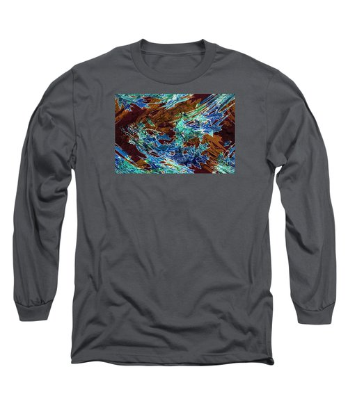 Abstract Pattern 6 Long Sleeve T-Shirt