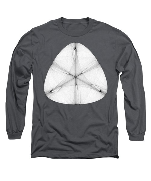 Abstract Shell Long Sleeve T-Shirt