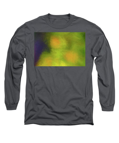 Abstract Untitled Long Sleeve T-Shirt