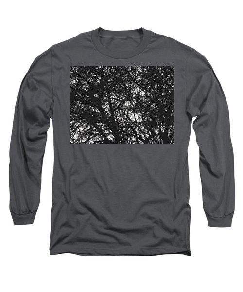 Abstract X Long Sleeve T-Shirt