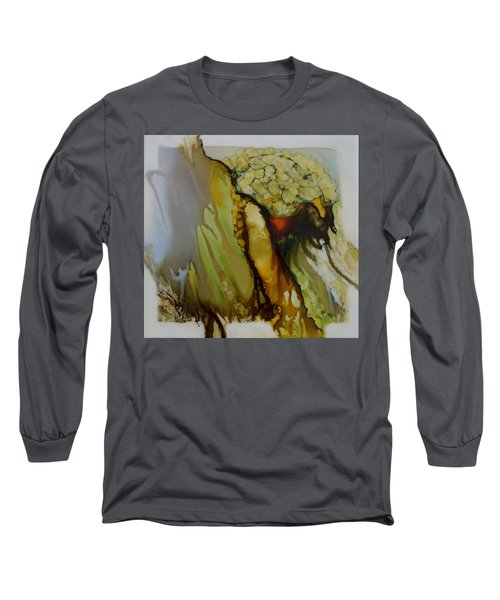 Abstract X Long Sleeve T-Shirt by Joanne Smoley