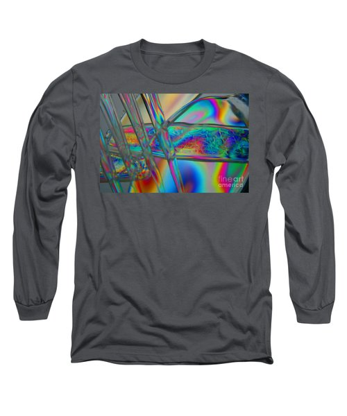 Abstraction In Color 2 Long Sleeve T-Shirt