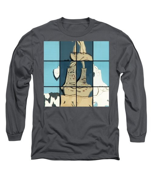 Abstritecture 17 Long Sleeve T-Shirt