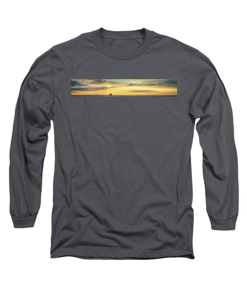 Long Sleeve T-Shirt featuring the photograph Abundance Of Atmosphere by Bill Pevlor
