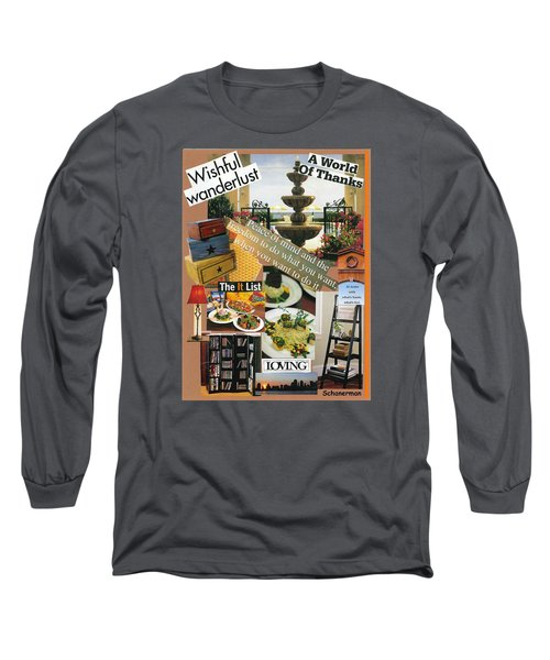Abundant Freedom Long Sleeve T-Shirt