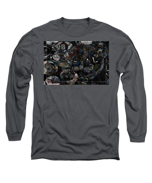 Accounting Grind Long Sleeve T-Shirt