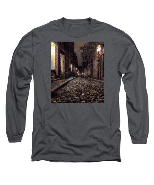 Acorn Street Long Sleeve T-Shirt