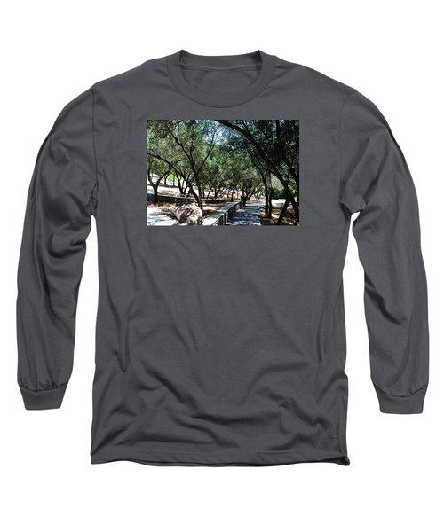 Acropolis Trail Long Sleeve T-Shirt