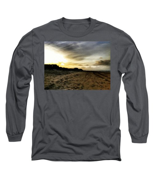 Across The Sands Long Sleeve T-Shirt