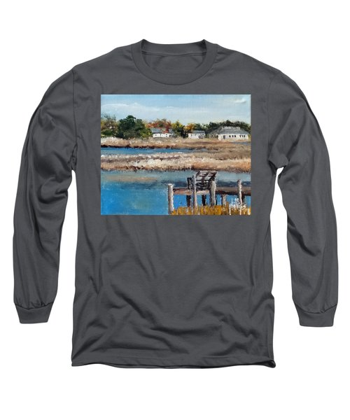 Across The White Oak Long Sleeve T-Shirt