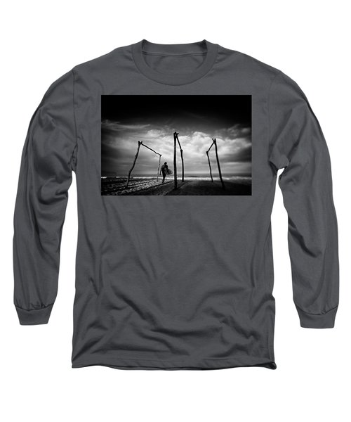 Add Lib Long Sleeve T-Shirt