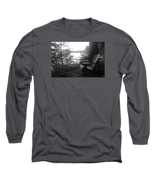 Adirondack In Maine Long Sleeve T-Shirt