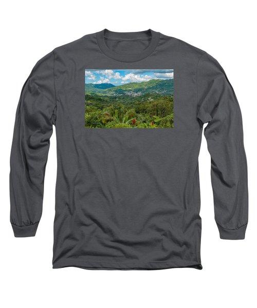 Adjuntas Long Sleeve T-Shirt