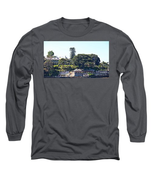 Long Sleeve T-Shirt featuring the photograph Admiralty House by Stephen Mitchell