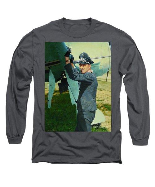 Adolf Long Sleeve T-Shirt