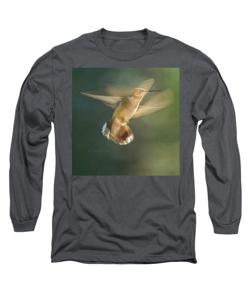Aerial Dancing.... Long Sleeve T-Shirt