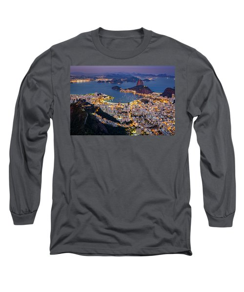 Aerial Rio Long Sleeve T-Shirt