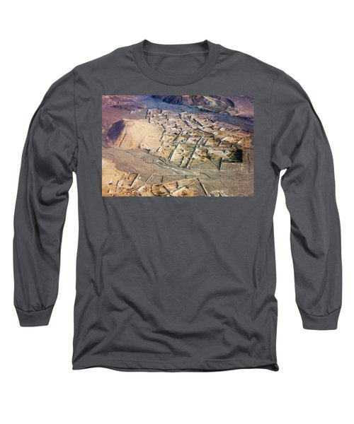Afghan River Village Long Sleeve T-Shirt