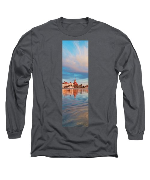 Afloat Panel 3 24x Long Sleeve T-Shirt