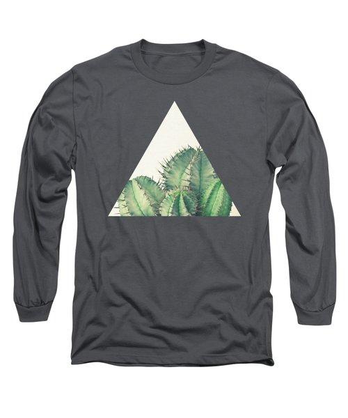 African Milk Barrel Long Sleeve T-Shirt
