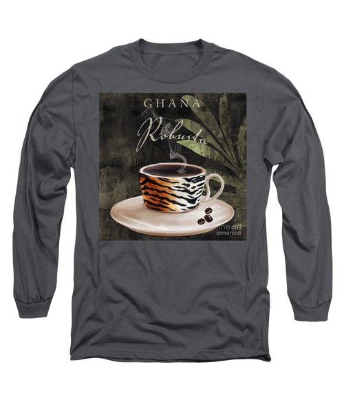 Afrikan Coffees II Long Sleeve T-Shirt