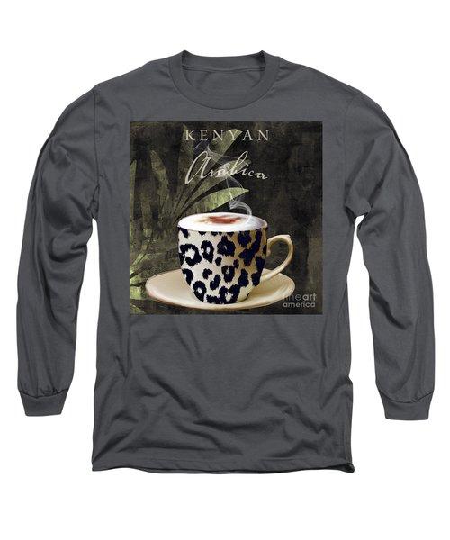Afrikan Coffees IIi Long Sleeve T-Shirt