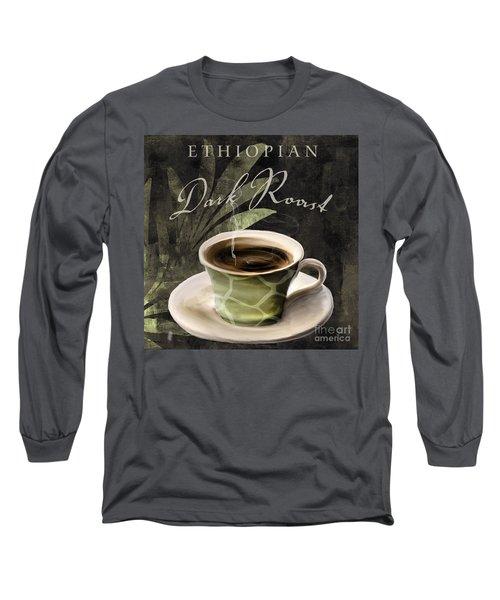 Afrikan Coffees Iv Long Sleeve T-Shirt