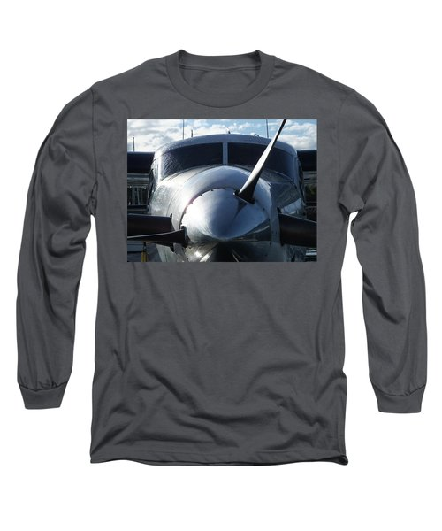 After A Long Day Long Sleeve T-Shirt