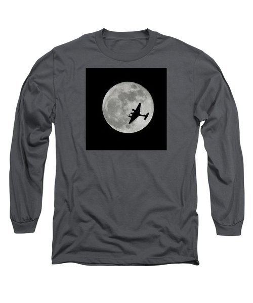After A Long Night Long Sleeve T-Shirt by Mark Alan Perry