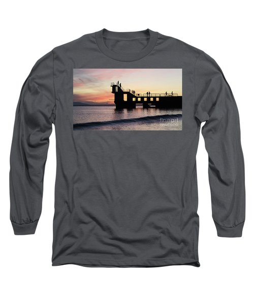 After Sunset Blackrock 4 Long Sleeve T-Shirt