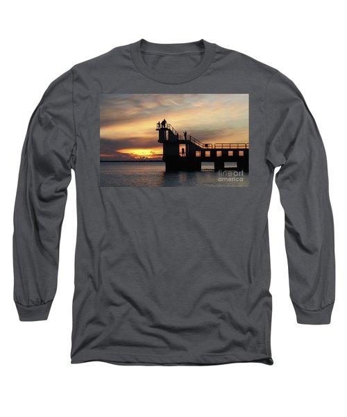 After Sunset Blackrock 5 Long Sleeve T-Shirt