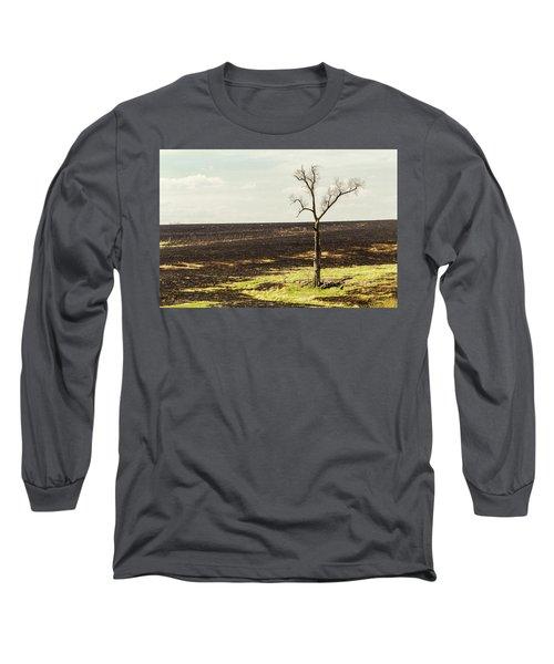 After The Fire Long Sleeve T-Shirt