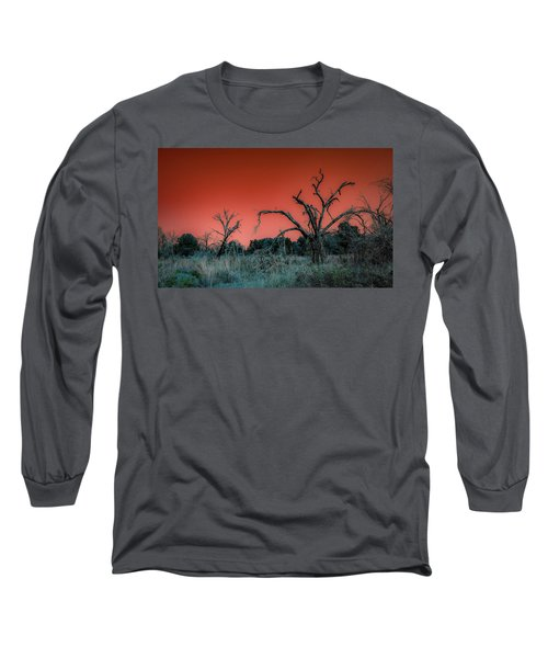 After The Hurricane Wars Long Sleeve T-Shirt