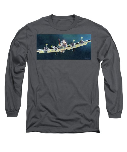 After The Mission Long Sleeve T-Shirt
