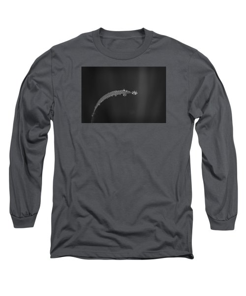 After The Rain Bw Long Sleeve T-Shirt