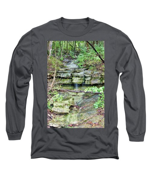 Long Sleeve T-Shirt featuring the photograph After The Rain by Cricket Hackmann