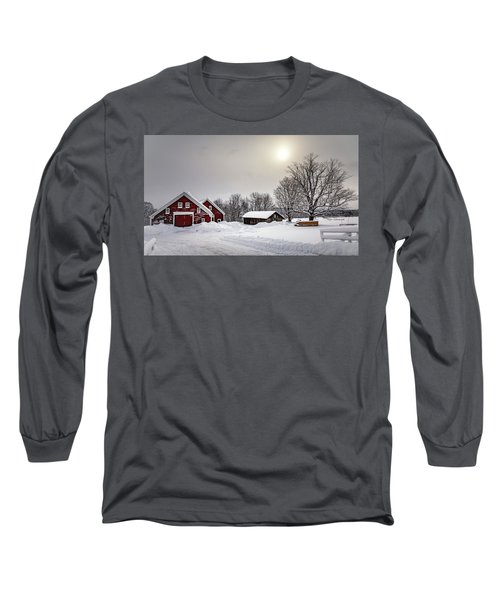 After The Snow Long Sleeve T-Shirt