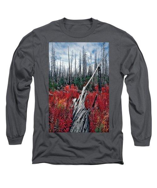 Afterburn Long Sleeve T-Shirt