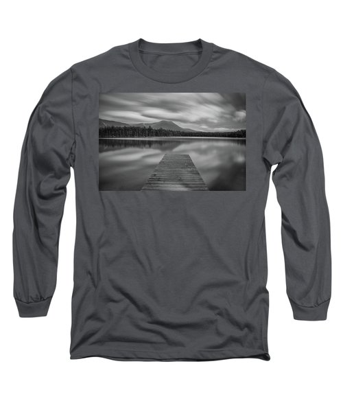 Afternoon At Daciey Pond Long Sleeve T-Shirt