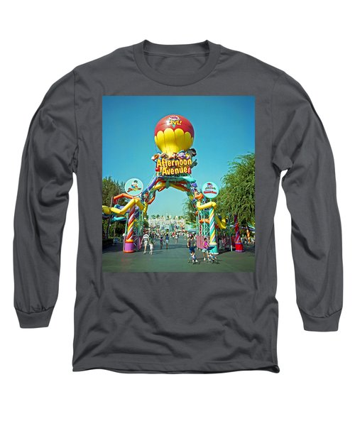 Afternoon Avenue Long Sleeve T-Shirt