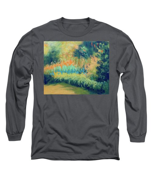Afternoon Delight Long Sleeve T-Shirt by Lee Beuther