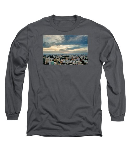 Afternoon Saigon Long Sleeve T-Shirt