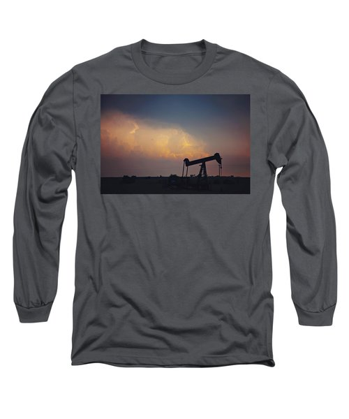 Against The Storm Long Sleeve T-Shirt